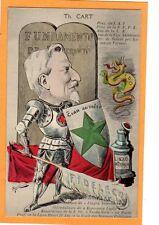 Esperanto Postcard - Th. Cart