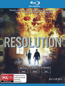 Resolution (Blu-ray) - ACC0310