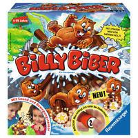 Ravensburger Billy Biber Geschicklichkeitsspiel Aktionspiel Kinderspiel Spiel