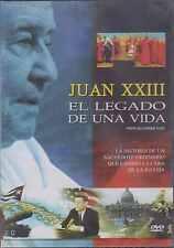 DVD - Juan XXIII NEW El Legado De Una Vida FAST SHIPPING !