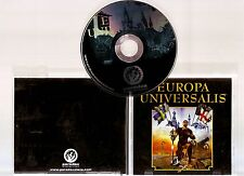 EUROPA UNIVERSALIS. SUPERB STRATEGY/WARGAME FOR THE PC!!