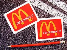 Funny VW Stickers Ratty Westfalia VDUB Splitty Bay T2 Volkswagen Golf Polo UP