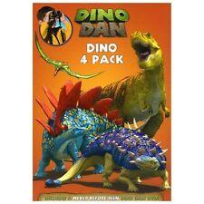 Dino Dan: Dino 4 Pack (DVD, 2013, 4-Disc Set)