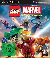 Sony PS3 Lego Marvel Super Heroes gebraucht OVP günstig TOP Kinder Spiel Kult