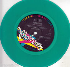 JAMES FREUD Hurricane / Everything's Alright 1989 OZ 45 Models GREEN VINYL