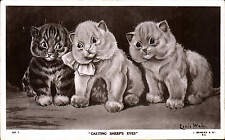 Louis Wain. Casting Sheep's Eyes by J. Beagles # 927 Y.