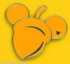 ACORN Mickey Mouse ICON Food Series 3 WDW Hidden Mickey Disney Pin 65886