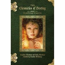Chronicles of Destiny Fortune Cards by Josephine Ellershaw 9780764346248