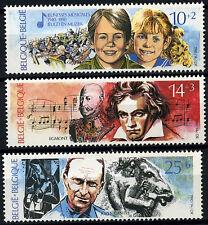 Belgium 1996 SG#3037-9 Solidarity MNH Set #D50000