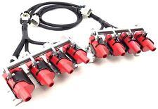 Remote Mount Coil Relocation Brackets D585 LSX LS Series LQ4 LQ9 Engine Swap Kit