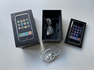 Apple iPhone 1. Generation 8GB 2G ( Model 2007) (Ohne Simlock) Top Zustand #476
