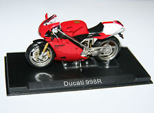 IXO - DUCATI 998R - Motorcycle Model Scale 1:24