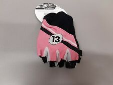 Assos Summer gloves mitts Pink road bike cycling NEW XL
