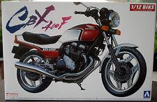 Honda cbx 400 F, 1:12, aoshima 041642