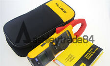 New Fluke 381 Remote Display True Rms Acdc Clamp Meter With Iflex