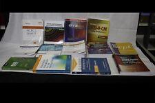 Bundle of 13 Billing & Coding Manuals-2014 HCPCS II, 2013 CPT, 2014 ICD-10-PCS