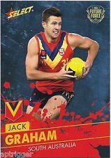 2016 Future Force Base Card (34) Jack GRAHAM Richmond