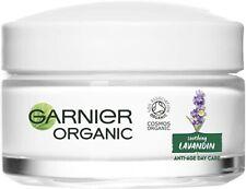 Garnier Organic Anti Age Lavandin Day Cream for Mature and Sensitive Skin, 50ml
