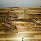 Marine Boat Anchor 5 Lbs Navy Style Unmarked Vintage Nautical Cast Iron