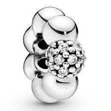 Original PANDORA® Spacer Element 798310 CZ Pavé Silber Beads