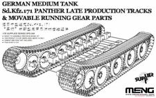 1/35 Meng Sd.Kfz.171 Panther Late Prod Tracks & Movable Running Gear #SPS-049