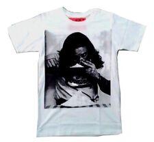 Original Ray Girl & Ray Guy T-Shirt Man Enjoying Lines Chill Size Medium M Swag