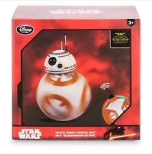 DISNEY STAR WARS BB8 REMOTE CONTROL DELUXE AUTHENTIC MOVEMENT LIGHTS Force Gift