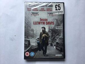 INSIDE LLEWYN DAVIS - COEN BROS FILM ( DVD)