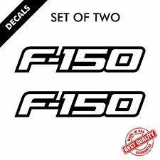 Ford F-150 Decals Vinyl Truck Sticker Decal Set 2009 to 2019 |26