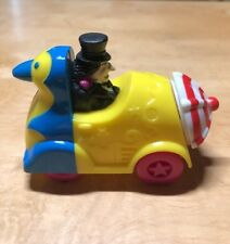 McDonalds Toy Batman Returns Movie PENGUIN CAR Rotating Umbrella 1991 DC Comics