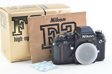 EXC+++ NIKON F3HP 35mm BODY, BOXED, MANUAL, TESTED, GREAT CONDITION!