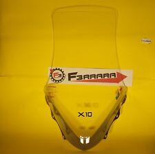 F3-22206009 Parabrezza Paravento PIAGGIO X10 350 cc - 4T ie dal 2012 al 2013 C/S