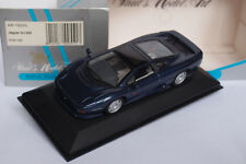MINICHAMPS JAGUAR XJ 220 BLUE MET 1:43