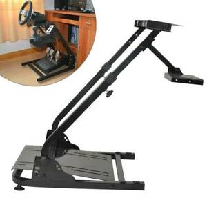 New For Logitech G29 Adjustable Steering Wheel Game Racing Stand Wheel Shifter