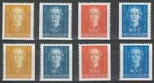 Ned. Antillen postfris 1979 MNH 604-610 (2 zijden ongetand) - Koningin Juliana