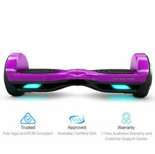 """6.5"""" Segway Electric Scooter Hoverboard Purple SAA Approved Sipping"""