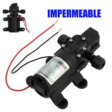 bomba de agua 12V 70W micro  alta presión de diafragma automático Switch 6L/min