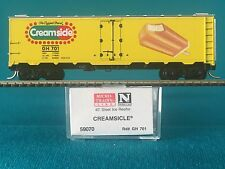 59070 Micro-Trains Mtl Creamsicle Reefer Car Nib