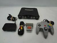 Nintendo NUS-001 Nintendo 64 Bundle