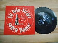 """7"""" Werbe BRAVO Goldene Otto Sieger 69 / Brice Landon Rigg Bee Gees"""