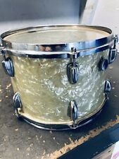 """MIJ TOM TOM 9"""" x 13"""" DRUM WMP Finish Drums Percussion Vintage Japan 3 Ply Shell"""