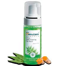 Ayurveda Himalaya Purifying Neem Foaming Face Wash 150ml Free Shipping