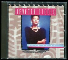 Jevetta Steele - Here It Is CD 1991 French Edition, Musidisc