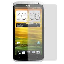 X3 Protector de Pantalla Lamina Protectora Movil HTC One-X One X + Gamuza X3