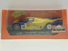 Slot.it SICA03E Slot Car Porsche 962C Le Mans 1989 No.16  M1:32