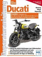 Livre Manuel de réparation Ducati Scrambler à partir de 2015 Icon Urban Classic