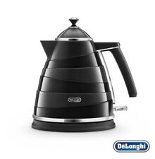 DeLonghi Avvolta KBA3001.BK 1800W 1.7 Litre Cordless Jug Kettle - Black