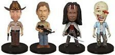 Funko The Walking Dead Mini Wacky Wobbler Set 4-Piece Rick Grimes Michonne Daryl