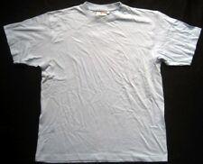 HAKRO Herren T-Shirt Hellblau Gr. XS