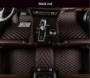 Car floor mats For Lincoln Continental 2017~2018 odorless easy to clean